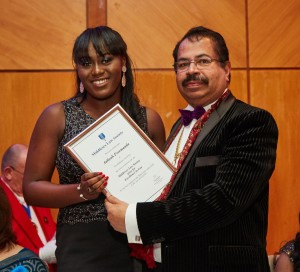 Middlesex University student award