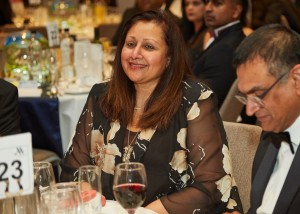 Neeta Desor - The past President