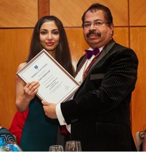 UWL award